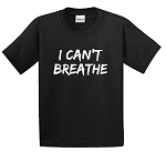 I Can't Breathe Unisex Tee